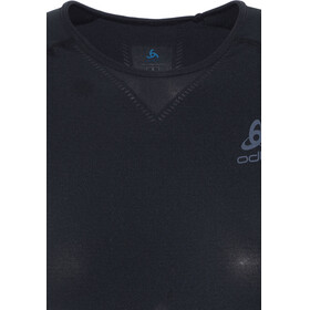 Odlo Evolution Light Shirt S/S Crew Neck Women black-odlo graphite grey